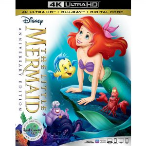 HD and 4K Disney – Movies Anywhere & Google Play codes port